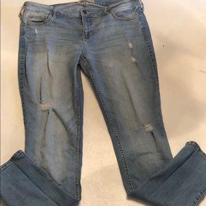❤️ 3/60 Hollister Super Skinny Jeans